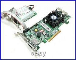 Areca ARC-1882I PCI-E 2.0 x8 1GB 8 Port 6Gb/s SAS/SATA LP NVRAM Raid Controller