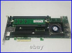 Areca ARC-1882IX-12 1GB Cache PCIe 3.0 x8 4 + 12 Ports 6Gb/s SAS/SATA RAID Card