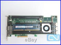 Areca ARC-1882IX-12 2GB PCIe 3.0 x8 12+4 Ports 6Gb/s SAS/SATA RAID Card As-Is