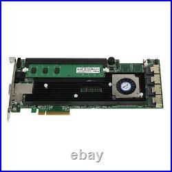 Areca ARC-1882IX-16 1GB 20-Port 6Gb/s SATA/SAS PCIe 3.0 x8 RAID Adapter Card