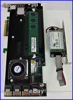 Areca ARC-1882IX-16 1GB Cache PCIe 3.0 x8 4 + 16 Ports 6Gb/s SAS/SATA RAID Card