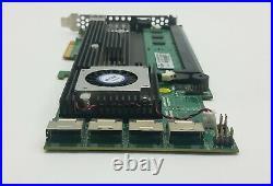 Areca ARC-1882IX-16 1GB PCI-E 3.0 x8 SATA SAS 6Gb/s RAID Controller Adapter Card