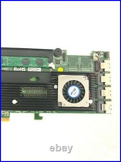 Areca ARC-1882IX-16 4GB Cache PCIe 3.0 x8 4 + 16 Ports 6Gb/s SAS/SATA RAID Card