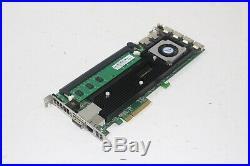 Areca ARC-1882IX-24 DC PCI-e 3.0 x8 6Gb/s SATA/SAS 24 Ports RAID Adapter Card