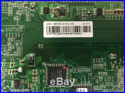 Areca ARC-1882IX-24 PCI-E SAS/SATA RAID Controller Card No Cables