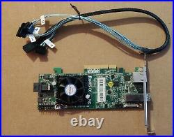 Areca ARC-1883LP PCI-Express 3.0 x8 12Gb/s SAS/SATA RAID Adapter