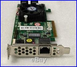 Areca ARC-1883i 8-Port Internal PCIe x8 3.0 12Gb SATA/SAS RAID Card with 2Cables