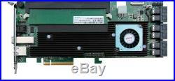 Areca ARC-1883ix-24-4 24/4-Port Internal/External PCIe 3.0 x8 12Gb SATA/SAS RAID