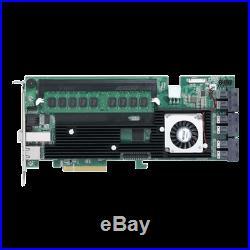 Areca ARC-1883ix-24-8 24/4-Port Internal/External PCIe 3.0 x8 12Gb SATA/SAS RAID
