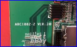 Areca ARC1882X Ver. 3 PCIe SAS SATA SSD RAID Controller with ACR1882-2 Ver 3