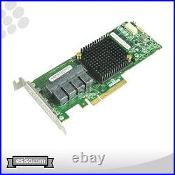 Asr-71605 Adaptec 16 Port Sas/sata 6gbps Pcie X8 3.0 Raid Controller 1gb Lp