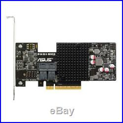 Asus Controller Card PIKE II 3008-8I 8Port SATA III/SAS II Support RAID