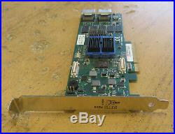 Atto H608 8-Port External 6Gb/s SAS/SATA PCIe RAID Controller