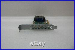 Atto Technology ESAS R608 8-Port Internal 6Gb/s SAS/SATA PCIe RAID Controller