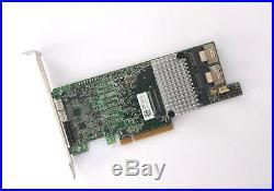 Avago LSI Megaraid SAS 9266-8i SATA / SAS 1GB Controller RAID 5 6G PCIe x8