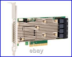 BROADCOM (Avago) MEGARAID 9460-16I LSI raid controler 12G SAS, SATA PCIe (NVMe)