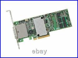 BROADCOM MegaRAID SAS 9286-8e Storage controller (RAID) SATA 6Gb/s / L5-25421-20