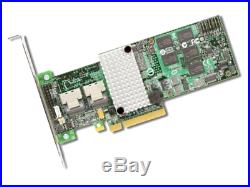 Brand New SAS9260-8I Sgl Raid 8PORT Int 6GB Sas/sata Pcie 2.0 512MB