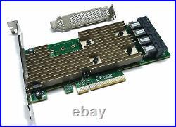 Broadcom LSI 9305-16i SATA / SAS HBA Controller RAID 12Gbps PCIe x8 IT-Mode NAS