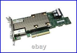 Broadcom LSI 9400-8i8e SATA / SAS HBA Controller RAID 12Gbps PCIe x8 Avago IT FW