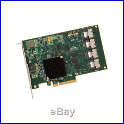 Broadcom LSI SAS 9201-16i 16-Port 6Gb/s SAS/SATA pci-e x8 Single RAID Host Bus