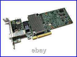Broadcom Megaraid SAS 9380-4i4e SATA / SAS 1GB Controller RAID 12G PCIe x8 3.0