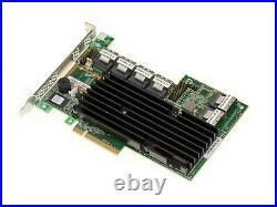 Card Pcie 2.0 SAS SATA 6GB 24 Ports Internal OEM 9280-24i Raid 0 1 5 6 10 50