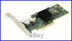 Cisco UCSC-RAID-9240-8i MegaRAID 9240-8i SAS SATA 6Gbs PCIE 2.0 x8 Controller