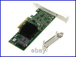 Controleur PCIE SATA et SAS 12GB 8 ports MEGARAID 9341-8i RAID 0 1 5 10 50