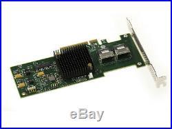 Controleur PCIe SATA et SAS 8 ports MEGARAID 9240-8i RAID 0 1 5 10 50