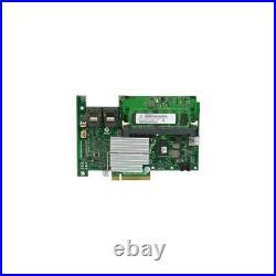 DELL 405-Aahv Perc H730 12Gbs Sas 6Gb Sata Dual Channel Pcie 3.0 X8 Raid
