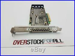 DELL BROADCOM 9460-16i SAS SATA NVMe TriMode PCIe Raid Controller Card 42PDX