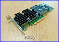 DELL H740P 03JH35 8GB PCI-E SAS SATA RAID Controller R740 3JH35 HP