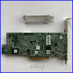 DELL/LSI MegaRAID 9361-8i 1GB RAID PCI-E Controller 12gb/s SAS/SATA LSI 3108