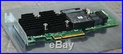 DELL New 8GB NV Cache PCI-E SAS SATA RAID Controller (DPNHJ) PERC H740 RA