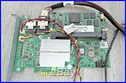 DELL PERC H700 Adapter RAID Controller 6G SAS / SATA 512 MB PCI-E 0GRXYF GRXYF