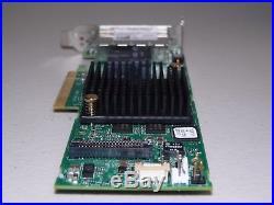 Dell 00KT1V Adaptec ASR-78165 24-Port SAS/SATA 6Gb/s PCIe 8x