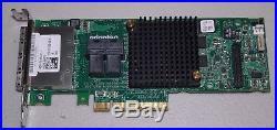 Dell 0KT1V Adaptec ASR-78165 24-Port SAS/SATA 6Gb/s PCIe 8x 3.0 LP RAID card