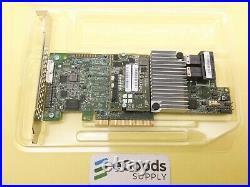 Dell 1GB Lsi 9361-8i 12gbs 8port Pci-e 3.0 X8 Sata/sas Raid Controller MM445