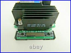 Dell 3V42G Perc H730p 8-Ch PCIe 3.0 SAS-12gbs SATA-6gbs Mini Mono Raid Card B-19