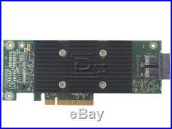 Dell 405-AADW / WDJRW PERC H330 SATA/SAS PCIe 3.0 x8 RAID Controller