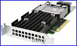 Dell 405-AAMX PERC H740P 8GB SAS 12Gb/s / SATA PCIe 3.1 x8 RAID Controller 39M19