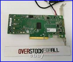 Dell 42pdx Megaraid 9460-16i 12gb/s Sas/sata/nvme Tri-mode Pcie Raid Controller
