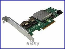Dell 47MCV PERC H200 6GB/s Eight Ports SAS/SATA PCI-E RAID Controller