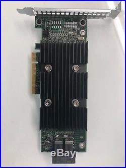 Dell 4Y5H1 04Y5H1 12Gb SAS 6Gb SATA PCIe RAID Controller Card Adapter