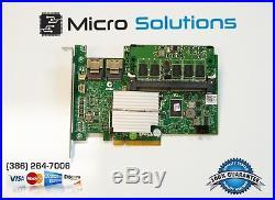 Dell Adaptec Gen3 1GB PCI-e 24-Channel SAS/SATA 0KT1V ASR-78165 RAID Controller