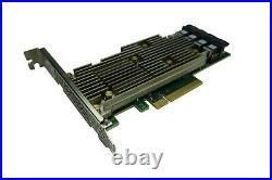 Dell Broadcom MegaRAID 9460-16i SAS/SATA/NVMe TriMode PCIe RAID Controller 42PDX