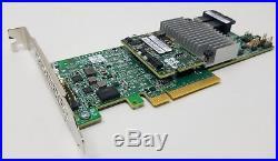 Dell LSI 0MM445 12GB 8-Port (INT) PCI Express 3 0 SATA/SAS
