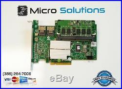Dell LSI PowerEdge MegaRAID 6GB PCI-e SAS/SATA 9260-8i 2KM0H RAID Controller