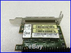 Dell LSI SAS 9202-16e 16-Port PCI-E 6Gb SAS / SATA Controller Raid WPXP6